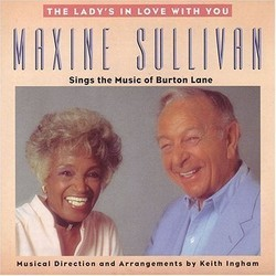 The Lady's In Love With You Soundtrack (Burton Lane, Maxine Sullivan) - Carátula
