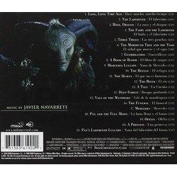 javier navarrete pans labyrinth soundtrack