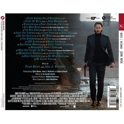 Film Music Site - John Wick Soundtrack (Various Artists, Tyler Bates