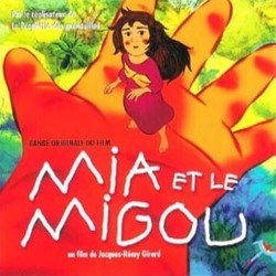 Mia et le Migou Soundtrack (Serge Besset) - CD-Cover