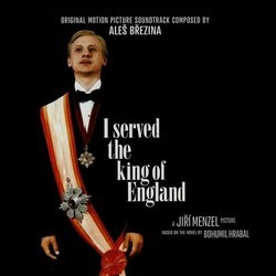 I Served the King of England Bande Originale (Ales Brezina) - Pochettes de CD