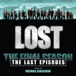 Lost: The Last Episodes Soundtrack (Michael Giacchino) - CD cover