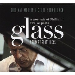 A Portrait of Philip in Twelve Parts Soundtrack (Philip Glass) - CD-Cover