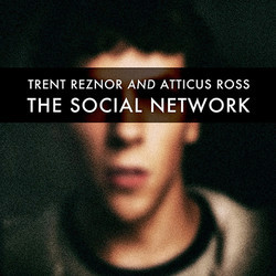 The Social Network Soundtrack (Trent Reznor, Atticus Ross) - CD-Cover