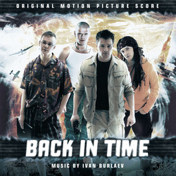 Back in Time Soundtrack (Ivan Burlaev) - CD cover