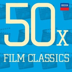 50x Film Classics Soundtrack (Various Artists, Various Artists) - Carátula