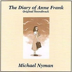 The Diary of Anne Frank サウンドトラック (Michael Nyman) - CDカバー