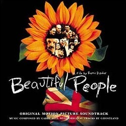 Beautiful People Ścieżka dźwiękowa (Various Artists, Garry Bell) - Okładka CD