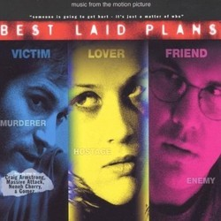 Best Laid Plans Soundtrack (Craig Armstrong, Various Artists) - CD cover
