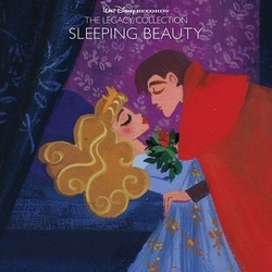 Sleeping Beauty Soundtrack (George Bruns) - CD-Cover