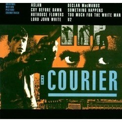 The Courier Soundtrack (Various Artists) - CD cover
