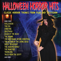 Halloween Horror Hits Soundtrack (Various Artists) - Car�tula