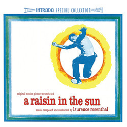 A Raisin in the Sun / Requiem for a Heavyweight Soundtrack (Laurence Rosenthal) - Carátula
