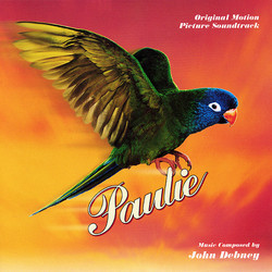 Paulie Soundtrack (John Debney) - CD cover