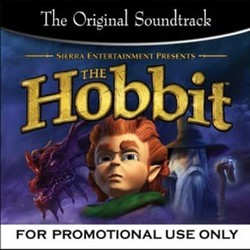 The Hobbit Soundtrack (Rod Abernethy, Dave Adams, Jason Graves) - CD-Cover