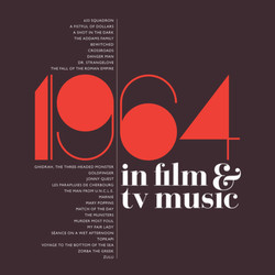 1964 In Film & TV Music Soundtrack (Various Artists) - CD cover