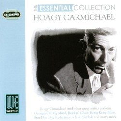 The Essential Collection - Hoagy Carmichael Soundtrack (Hoagy Carmichael) - CD cover