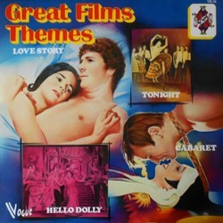 Great films themes Trilha sonora (Various Artists) - capa de CD