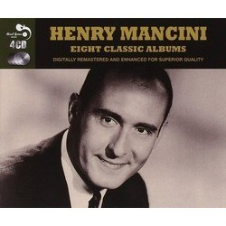 8 Classic Albums - Henry Mancini