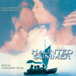 Haunted Summer 声带 (Christopher Young) - CD封面