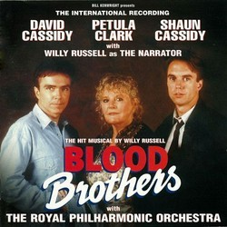 Blood Brothers Bande Originale (Willy Russell) - Pochettes de CD