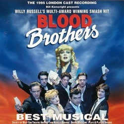 Blood Brothers Soundtrack (Willy Russell, Willy Russell) - CD cover