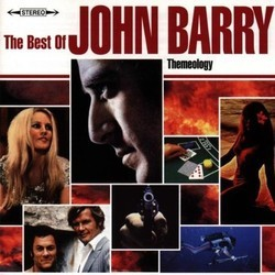 The Best of John Barry: Themeology Soundtrack (John Barry) - CD cover