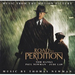 Road to Perdition Soundtrack (Thomas Newman) - Car�tula