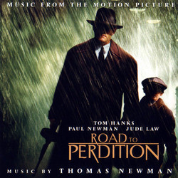 Road to Perdition Bande Originale (Thomas Newman) - Pochettes de CD