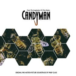 Candyman Soundtrack (Philip Glass) - CD-Cover