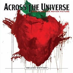 Across the Universe Soundtrack (Various Artists) - CD cover