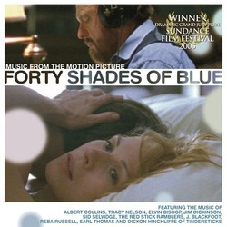 40 Shades of Blue Soundtrack (Various Artists) - CD-Cover