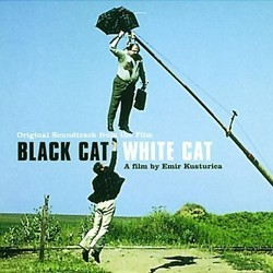 Black Cat, White Cat Soundtrack (Various Artists) - Car�tula