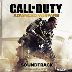 Call of Duty: Advanced Warfare Soundtrack (Audiomachine , Harry Gregson-Williams) - CD cover