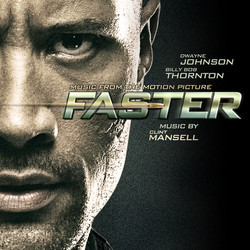 Faster Soundtrack (Various Artists, Clint Mansell) - CD cover