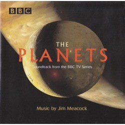 The Planets Soundtrack (Jim Meacock) - CD cover