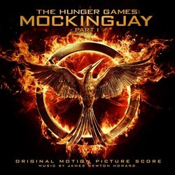 Hunger Games Mockingjay Part 1 Bande Originale (James Newton Howard) - Pochettes de CD