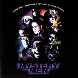 Mystery Men Soundtrack (Various Artists) - Car�tula