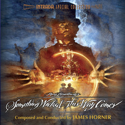 Something Wicked This Way Comes Soundtrack (James Horner) - Car�tula