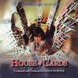 House of Cards Soundtrack (James Horner) - Carátula