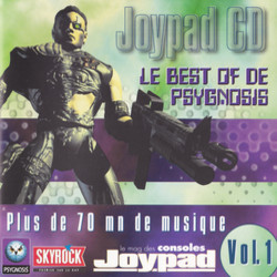 Best Of de Psygnosis 声带 (Various , Mike Clarke, Phil Morris) - CD封面