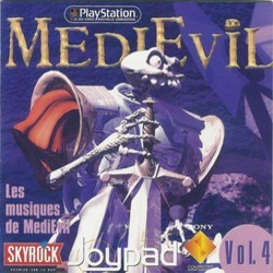 Medievil / Porsche Challenge Soundtrack (Paul Arnold, Andrew Barnabas, Jason Page) - CD-Cover