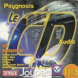 Psygnosis Soundtrack (Various , Phil Morris) - CD cover