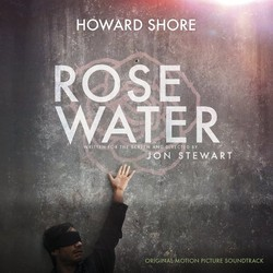 Rosewater Soundtrack (Howard Shore) - CD cover