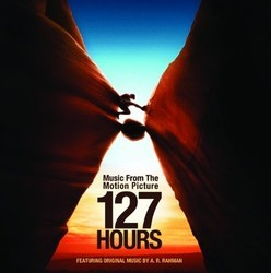 127 Hours Soundtrack (A.R. Rahman) - CD cover