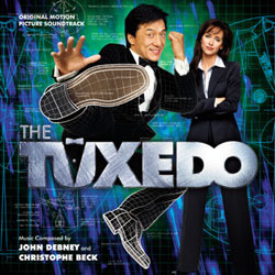The Tuxedo Soundtrack  (Christophe Beck, John Debney) - CD cover