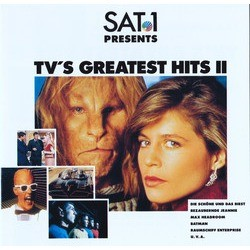 TV's Greatest Hits II Colonna sonora (Various ) - Copertina del CD