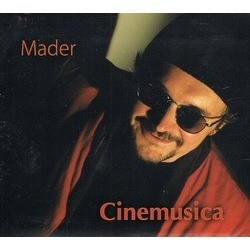 Cinemusica Soundtrack ( Mader) - CD-Cover