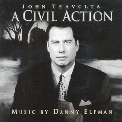 A Civil Action Soundtrack (Danny Elfman) - Car�tula