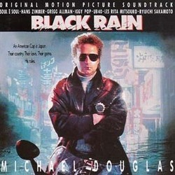 Black Rain Soundtrack (Various Artists, Hans Zimmer) - Car�tula
